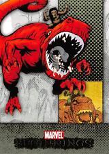 DEVIL DINOSAUR & MOON BOY / Marvel Beginnings Series 1 BASE Trading Card #15