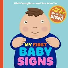 My First Baby Signs : 8 Essential Signs for Baby and Parent to Learn Together...