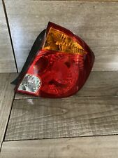 2003 2004 2005 Hyundai Accent Hatchback RH Right Passenger Tail Light OEM Shiny