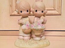 "Precious Moment Figurine ""To My Forever Friend"""