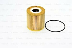 BOSCH Oil Filter Insert Fits VOLVO S40 C70 V70 Coupe Convertible 1.6-4.4L 1995-