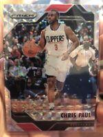 2016-17 Panini Prizm Mosaic Basketball #13 Chris Paul Los Angeles Clippers - QTY