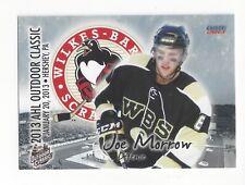 2012-13 AHL Outdoor Classic Joe Morrow (Winnipeg Jets)