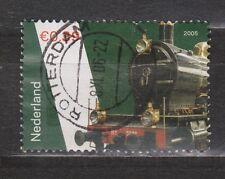 NVPH Nederland Netherlands 2367 used 2005 Loc 3737 trein train tren Pays Bas