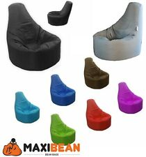 Bean Bag Gaming Chair Gamer Beanbag Indoor & Outdoor Garden Big Arm Chair Large