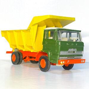 ⭐️SUPER CLEAN ⭐️ Daf 2000 Kiepauto - Lion Car 56 Holland *46600 Yellow🟡Green🟢
