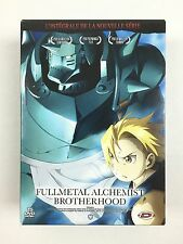 Coffret 15 DVD Fullmetal Alchemist : Brotherhood / L'INTEGRALE