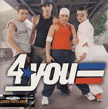 ♫ CD SINGLE 4 YOU - LOVE DE TOI ♫