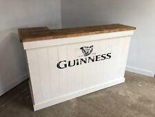 Wooden home bar, Bespoke man cave bar, Shabby Chic,