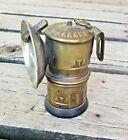 ATA Carbide Miners lamp
