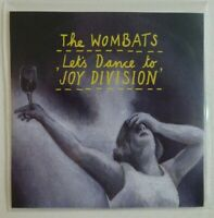 THE WOMBATS : LET'S DANCE TO JOY DIVISION ♦ CD Single Promo ♦