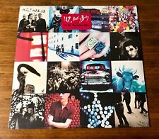 U2 ~ ACHTUNG BABY ~ORIGINAL FIRST PRESS STILL FACTORY SEALED WITH HYPE STICKER