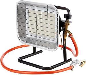 Sealey Portable LPG Propane Gas Space Heater Garage Market Stall Patio LP14