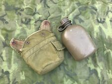 US. | USMC. | Alice | C-Cover 1975 + Canteen 1977 | w/ M17 Gas Mask Adapter Cap