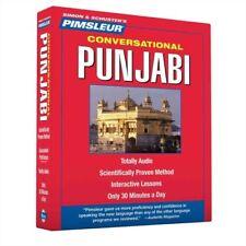 Pimsleur Conversational Punjabi par Pimsleur 9781442336131 (CD-Audio,2012)