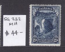 Tasmania: 2 1/2d Pictorial Sg 232 Wmk Tas Mh