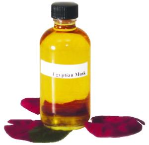 Premium Egyptian Musk Perfume Body Oil NEW - 1 oz glass - Thick & Uncut