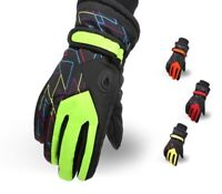 Winter Ski Climbing Gloves Warm Mitten Suitable For Children Boys And Girls Wear