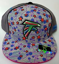 b9ad42dab06 NFL Atlanta Falcons Embroidered Fitted cap 7 1 4
