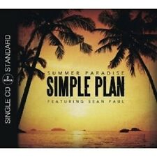 "SIMPLE PLAN ""SUMMER PARADISE (2TRACK)"" SINGLE CD NEUWARE"