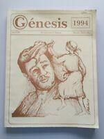 Genesis Escuela Jose S Alegria Dorado Puerto Rico 1994 Ano VIII L647
