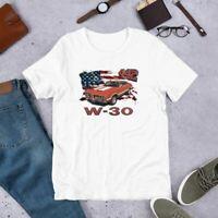 Oldsmobile 72 442 W-30 - Custom UNISEX T-Shirt S-4XL