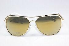 MICHAEL KORS VIVIANNA I MK1012-11127P Gold White / Liquid Gold Mirror Sunglasses