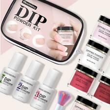 Born Pretty Nail Dipping Powder System Dip Liquid Brush Nail Art Kit