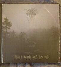 DARKTHRONE -- Black Death & Beyond CD BOX SET