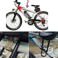 1x Portable Child Seat for Bike Front Mount Quick Dismount Safety Carrier