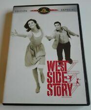 WEST SIDE STORY - DVD - MUSICAL - EDICIÓN ESPECIAL -  GANADORA DE DIEZ OSCAR