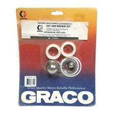Graco 237609 Repair Kit UHMWPE and Teflon Packings for Dura-Flo 600 Pumps