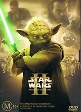 STAR WARS: Episode 2-II: Attack Of The Clones DVD LIMITED EDITION COVER 2DISC R4