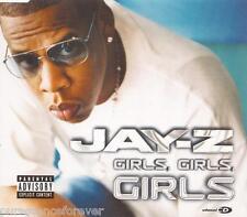 JAY-Z - Girls, Girls, Girls (UK 4 Track Enh CD Single)