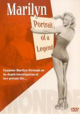 Marilyn - Portrait Of A Legend (DVD 2003)  Brand new and sealed