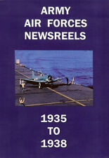 Army Air Forces Newsreels 1935 to 1938 DVD