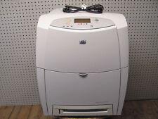 HP ColorLaserJet 4600 N - KLEUREN Laserprinter - C9692A