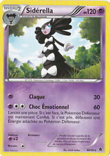 Siderella -Noir&Blanc:Pouvoirs Emergents-48/98-Carte Pokemon Neuve France
