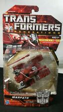 2010 Deluxe Class Transformers Generations WARPATH Autobot NIP Sealed