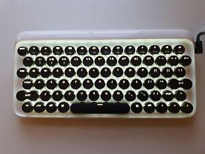 Lofree Dot Retro Bluetooth/USB Backlit Mechanical Keyboard