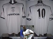 "Bolton Wanderers Okocha XXL 48"" Shirt Jersey Football Soccer Reebok Nigeria Top"