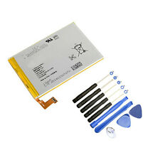 Replacement 3.7V Phone Battery+Repair Tool 2300mAh For Sony Ericsson Xperia SP