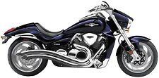 COBRA SWEPT EXHAUST for Honda VTX1300C 04-09