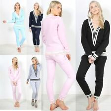 Cotton Striped Tracksuits for Women