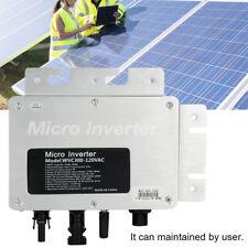 Mikro Solar Inverter Photovoltaik Wechselrichter 300W 220V IP65 Wasserdicht