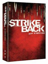 - Strike Back The Complete Series Seasons 1-7  DVD BOX SET 21-Disc