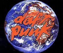Around the World de Daft Punk   CD   état bon