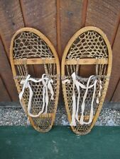 "OLD Snowshoes 30"" Long x 11"" Wide  Great for DECORATION"
