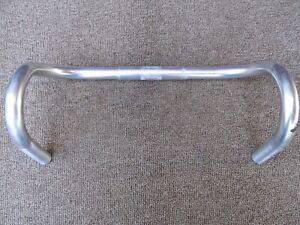 Cinelli Model 63 Drop Handlebar  1980s  40cm C-C  26.4mm