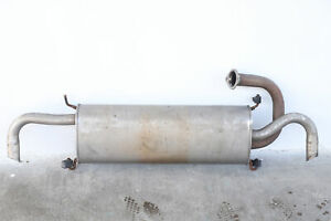 Toyota Venza Muffler Exhaust Tail Pipe 6 Cyl 3.5L 17430-0P170 OEM 09-17 2009, 20